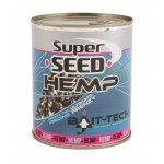 Bait-Tech Superseed Hemp Kendermag