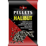 Carp Zoom Halibut Fúrt Pellets