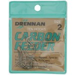 Drennan Carbon Feeder horog