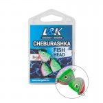 L&K Cheburashka Fish Head